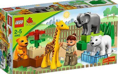 LEGO DUPLO Baby zoo
