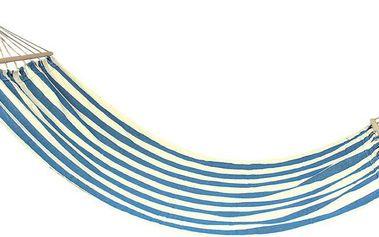 SPOKEY SLOWDAY modrobílá houpací síť