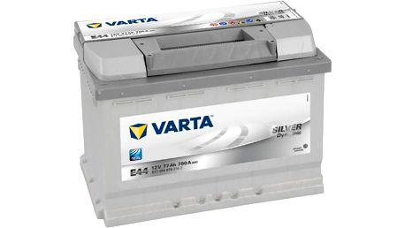 Autobaterie Varta SILVER dynamic - 12V 77 Ah 780 A