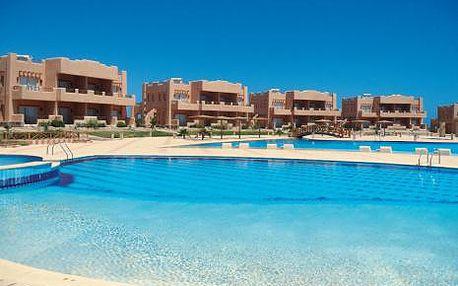 Egypt, oblast Marsa Alam, doprava letecky, all Inclusive, ubytování v 4* hotelu na 8 dní