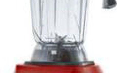 G21 Blender Smart smoothie multifunkční mixér, červený