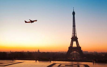 Paříž a Versailles i s ubytováním