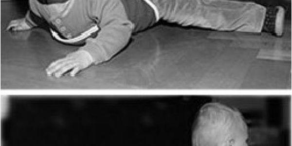 Dečka pro plazící se miminka!