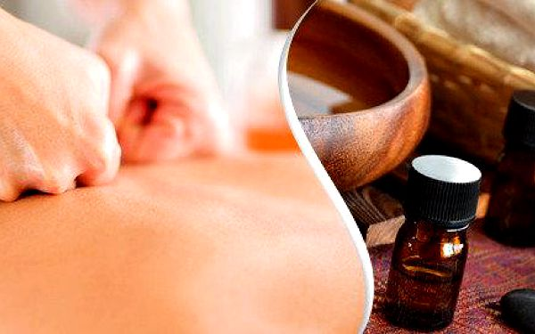Masáž dle výběru - hloubková, relaxační, omlazující či proti únavě nebo bolesti
