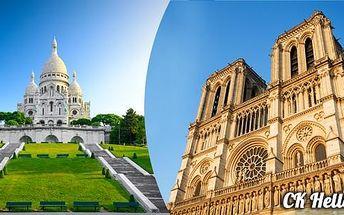 Víkend v rozkvetlé Paříži