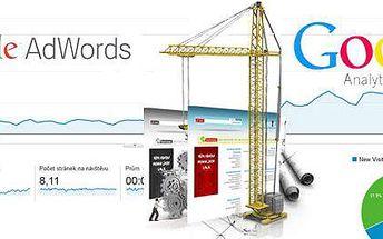 Analýza internetové prezentace - vyzrajte nad konkurencí