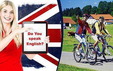 Angličtina na kole s rodilým mluvčím