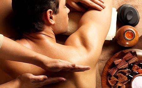 Uvolňující hodinová relaxační klasická masáž