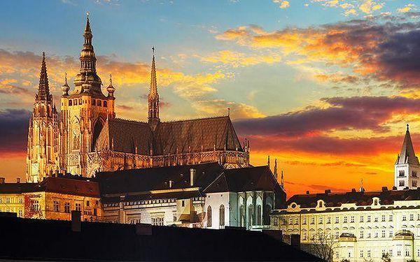 3 dny v Praze se snídaněmi či zážitkovým programem pro 2 s ubytováním v hotelu Loftapart