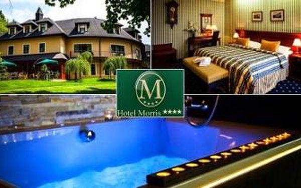 3denní AMORŮV POBYT pro 2 s luxusními zábaly a wellness v Golf hotel Morris Mariánské Lázně.