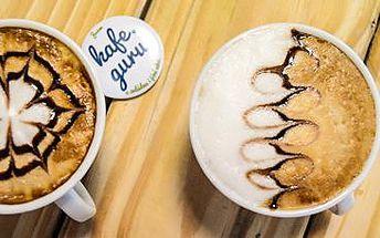 Zajděte si na 2 výtečná Cappuccina z čerstvě pražené kávy na Praze 3!
