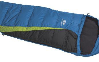Teplý a lehký spací pytlík Sir Joseph Kiki Down 2014 - 85,125cm modrá 125cm