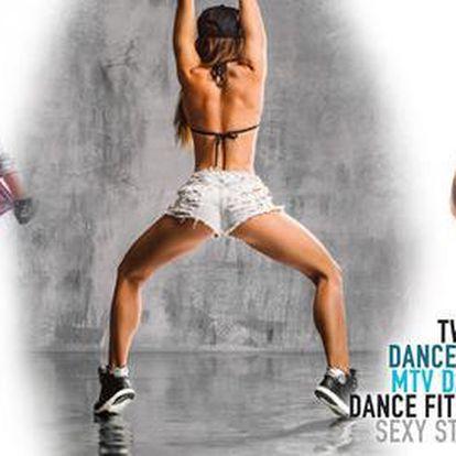 5 lekcí v tanečním centru Marta Dancenter