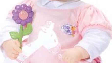CHOU CHOU Kýchající panenka, 36 cm
