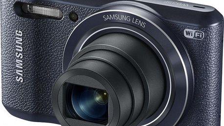 Chytrý kompaktní ultrazoom Samsung WB35F Black