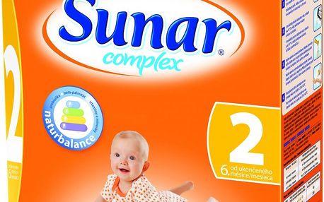 Sunar Complex 2, 6x600g
