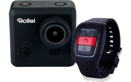 Outdoorová FullHD kamera Rollei ActionCam 410 Wi-Fi