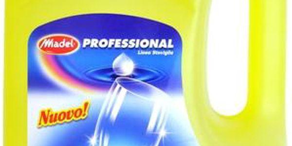 Přípravek na oplachování nádobí Madel Brillantante, 5l