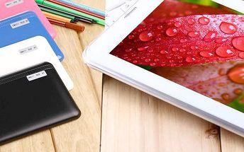 7-palcový tablet 3G s GPS a telefonem