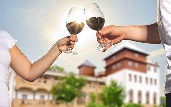 3denní pobyt s wellness a degustací vína v Hotelu Kurdějov na Moravě pro 2 osoby
