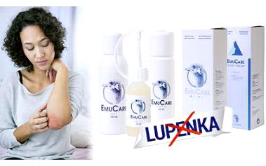 Léčebná kosmetika EmuCare včetně doručení