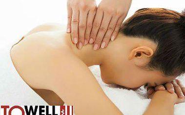 STOP bolestem zad, krku a šíje: jemná masáž + laserová terapie proti bolesti