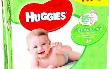 HUGGIES Natural Care Quatro Pack (64x4)