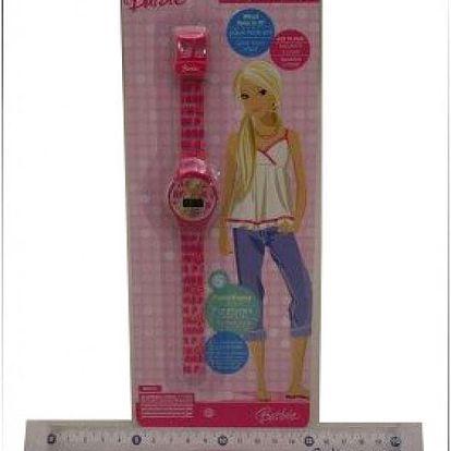 Barbie hodinky!