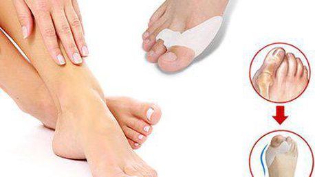 Zdravé obouvání: Srovnávač vbočeného palce