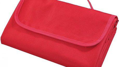 Cilio Pikniková deka LUINO, červená