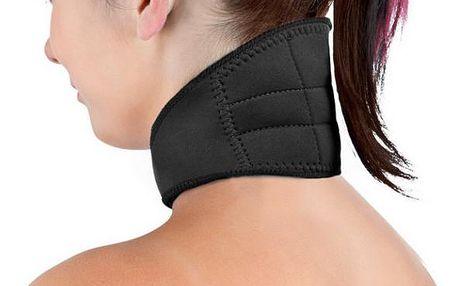 Masážní magnetický pás proti bolesti hlavy!