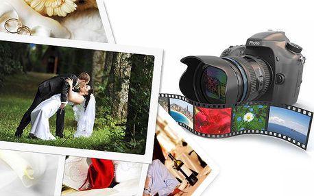 Výroba 3 ks velkoformátových fotografií 30x45 cm