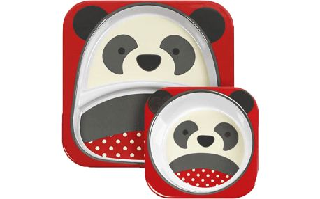 SkipHop Zoo Jídelní set - Panda