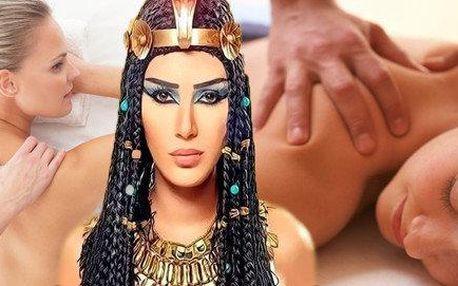"""Masáže Cleopatra - program """"CLEOPATRA"""""""