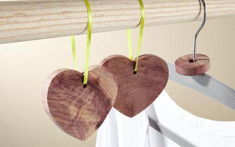 Tchibo, Aromatické visačky do šatní skříně, 20 ks
