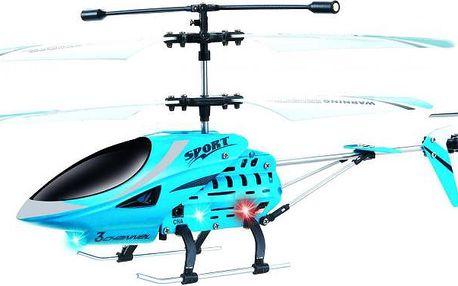 Fleg Helikoptéra Blue GYRO