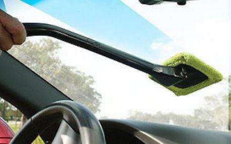 Konečně čistý výhled z auta s chytrou stěrkou!