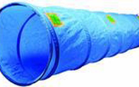 Agility tunel 22 - délka 525cm, průměr 60cm
