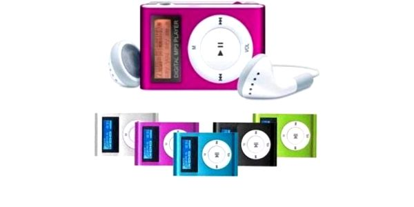 Mini MP3 přehrávač s displejem - poslouchejte své oblíbené písničky kdykoliv a kdekoliv!