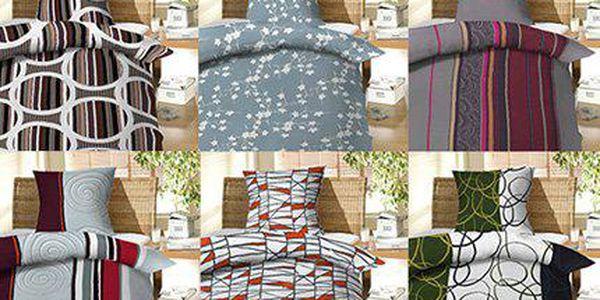 Krep-saténové povlečení - výběr z 10 elegantních vzorů