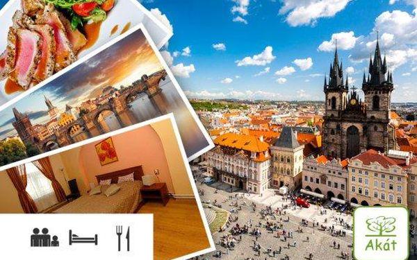 Apartmán v Praze pro pár i rodinu s dětmi