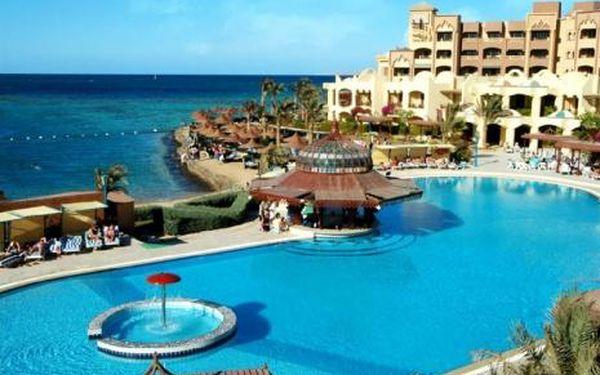 Egypt, oblast Hurghada, doprava letecky, all Inclusive, ubytování v 4* hotelu na 11 dní