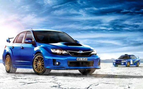 30minutová Rallye v Subaru Impreza WRX STI u Mnichova Hradiště