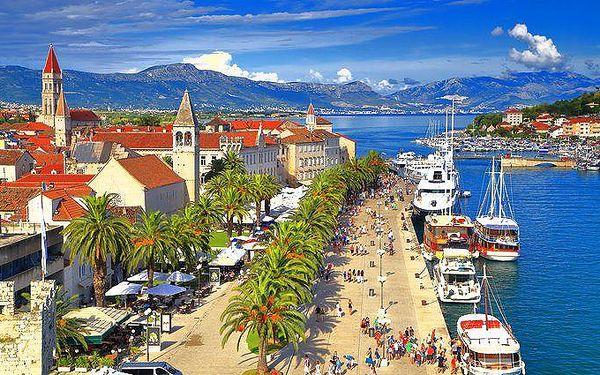 8denní pobyt s polopenzí ve Ville Babić v Chorvatsku pro 1 osobu
