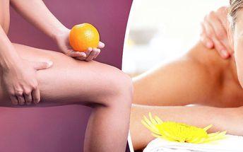 Poctivá anticelulitidní masáž se zábalem! Blýskněte se hladkou pokožkou bez celulitidy!