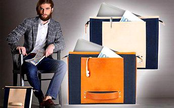 Aktovka nebo taška na notebook značky HANDO