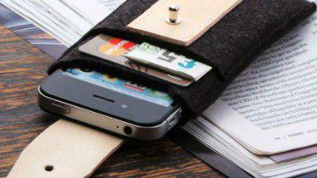 Stylové obaly značky Belenty z italské kůže: sedí na iPady, iPhony a Samsung Galaxy