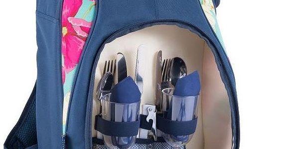 Piknikový batoh Summertime Hothouse, pro 2 osoby - doprava zdarma!
