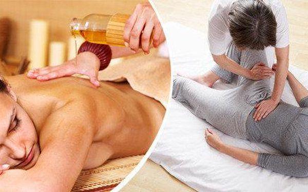 Energizující masáže celého těla