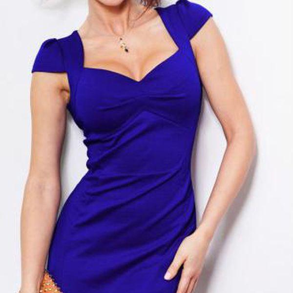 Pouzdrové šaty Yvonne!
